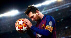 Tin tức Quốc Tế 12/1: Lý do khiến PSG chào thua, Man City độc mã ký Messi