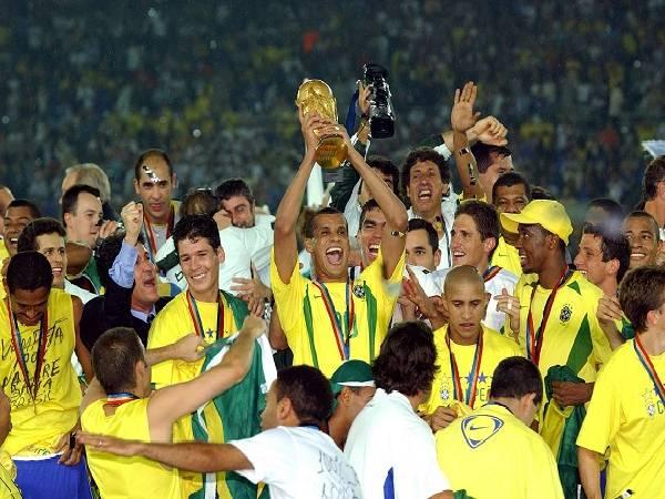 Top đội bóng vô địch World Cup nhiều nhất trong lịch sử