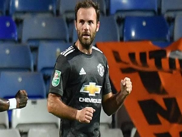 Tin chuyển nhượng MU 24/2: Bộ ba Serie A muốn cứu Juan Mata