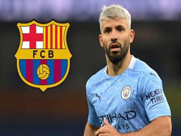 Bóng đá Quốc tế chiều 15/3: Aguero chốt khả năng gia nhập Barca