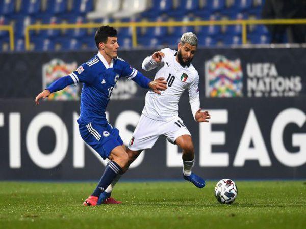 Soi kèo Ý vs Bắc Ireland, 02h45 ngày 26/3 – VL World Cup 2022