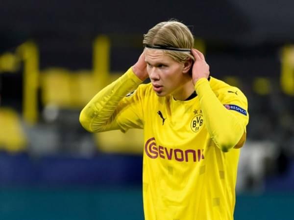 Tin chuyển nhượng 23/4: Dortmund tìm người thay Haaland