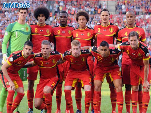 Danh sách dự kiến cầu thủ đội hình Bỉ giải Euro 2020 năm 2021