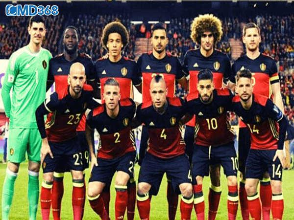 Bỉ là ứng cử viên xuất sắc cho chức vô địch Euro 2021