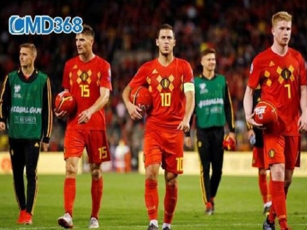 Đội hình ĐT Bỉ tại VCK Euro 2021 – Có hay không ngôi vị vô địch đầu tiên