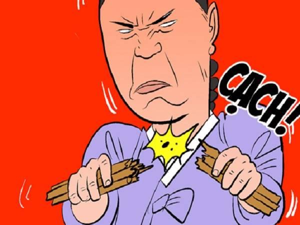 Nằm mơ thấy gãy đũa là điềm báo tốt hay xấu?