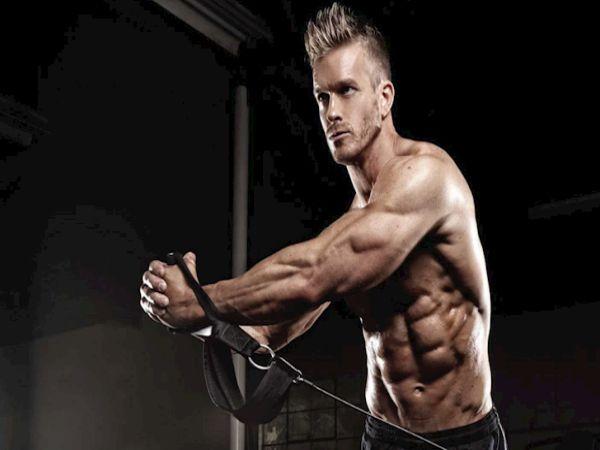Cách tăng cơ bắp tại nhà đúng khoa học, chẳng cần tới phòng gym