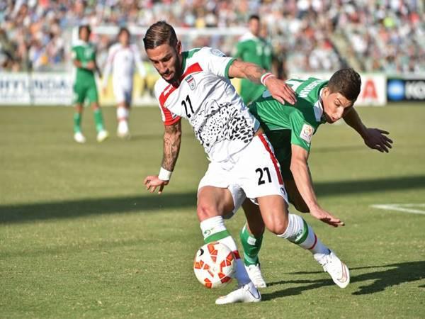 Nhận định bóng đá trận Iran vs Iraq (23h30 ngày 15/6)