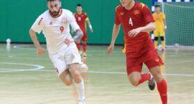 Bóng đá Việt Nam 3/7: ĐT Futsal Việt Nam được nhận bằng khen
