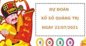 Dự đoán xổ số Quảng Trị 22/7/2021 hôm nay thứ 5